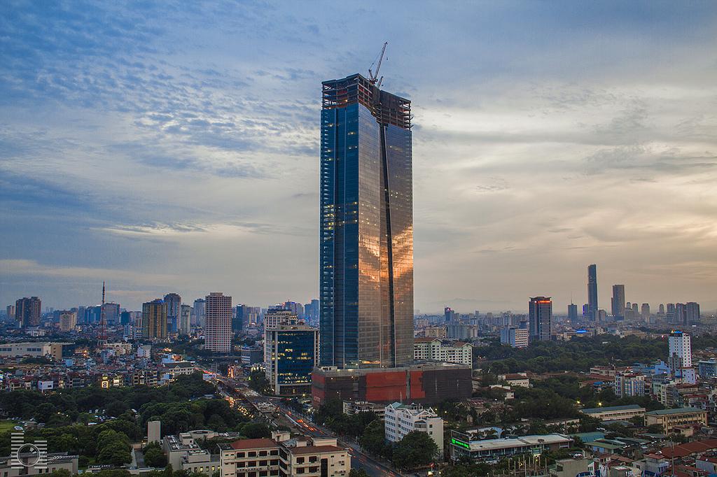 Hanoi Lotte Center 동양구조안전기술